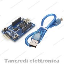Adattatore Xbee + cavo mini usb BTbee Bluetooth pic FT232RL Arduino Adapter UART