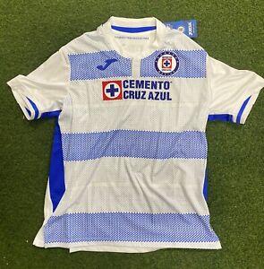 Joma Cruz Azul Away Youth Soccer Jersey- 2020/21