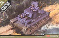 Maqueta de German Light Tank Pz.Kpfw. 35(t) Kit para montar 1/35
