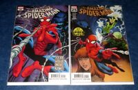 AMAZING SPIDER-MAN #24 & #25 1st print NICK SPENCER MARVEL 1st app Die Chromator