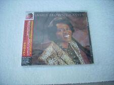 JAMES BROWN / GRAVITY - JAPAN CD