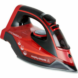 Morphy Richards Easycharge 360° Cordless Steam Iron Powerful 2400W 303250