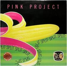 Pink Project - Split FIRST TIME ON CD