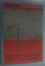 """Antennen  ""   ~ VHF und UHF Antennen /Fachbuch /Eberhard Spindler 1968"