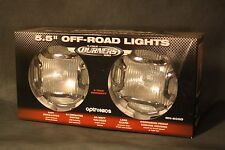"""OFF-ROAD ~ 5.5"""" Sport Chrome H3 Light KIT~ Includes Switch, Wire & Relay"""