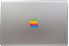 Retro Apple Logo Sticker Macbook Ipad Iphone Apple Logo Replacement Sticker