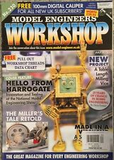 Model Engineers Workshop Hello From Harrogate July 2015 FREE SHIPPING
