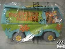 Scooby-Doo Mystery Machine w/ secret compartment NEW 12 inches long.