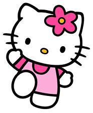 Sticker - Trading Card Sticker - Hello Kitty (Pink)