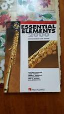 Essential Elements for Flute, Bk #2