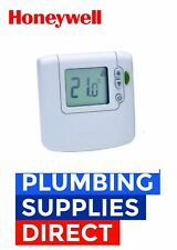 * Honeywell - Digital Room Thermostat Hard Wired Unit With ECO Feature - DT90