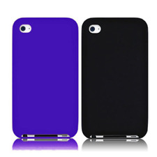 KOLAY Silicone Twin Cases for the Apple iPod Touch 4G