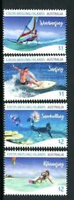 2019 Cocos Island Water Sports - Set of 4 MUH Stamps