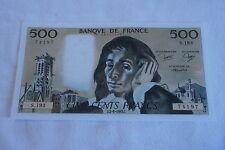 500 FRANCS  PASCAL*** NEUF ***