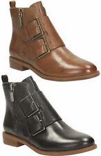 Clarks Zip Low Heel (0.5-1.5 in.) Boots for Women