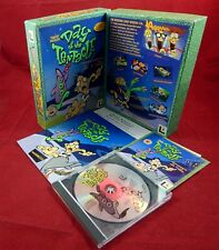 Apple Mac: Maniac Mansion: Day of the Tentacle-alemana versión CD