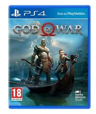 GOD OF WAR PS4 - ITALIANO - PLAYSTATION 4 - DISPONIBILE ORA ! OFFERTA !