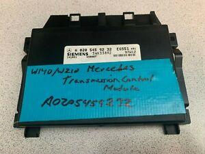 1997 to 2000 Mercedes E320 Trans Module Transmission Control Unit A0205459232