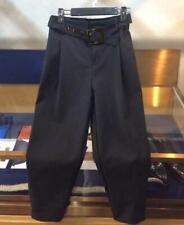Mens Harem Pants Trousers Carpenter Belt Metallic Pants Summer Casual  Loose
