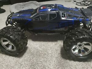 Redcat Racing MT V3 Nitro 4×4 also have charger body