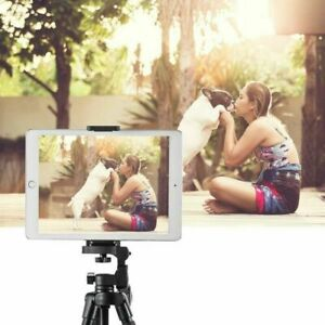 Universal Tripod Mount Holder Stand Bracket Adapter For Phone iPad iPhone Tablet