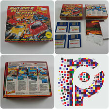 Wheels Of Fire A Domark Game for the Commodore Amiga Computer tested & working