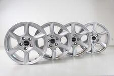 Audi A4 B8 A6 4G Borbet TL 75637 brilliant silver 16 Zoll Alufelgen 124R-000081