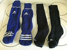 Youth Baseball Athletic Socks Royal & Navy Blue 4 pair Youth Small Knee Highs