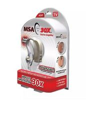 As Seen On TV MSA30X Sound Amplifier