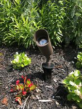12 LED Low Voltage Outdoor Landscape Garden Spot Light Cast Aluminum