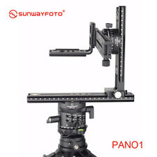 Sunwayfoto Panoramic Head Set PANO-1 include 9 items payload up to 10kg