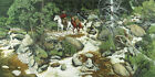 """**Bev Doolittle """"THE FOREST HAS EYES""""-Camouflage-Horse-LIMITED EDITION**RARE**SN"""