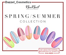 NeoNail Lakiery Hybrydowe Spring/Summer UV Hybrid Nail Polish 7,2ml