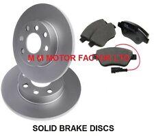Fiat Grande Punto 1.2 8V,|2003-2010| Front Brake Discs & Pads