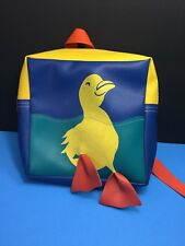 Little Packrats Kids Toddler Duck Chick Cute Animal Backpack Sold Out