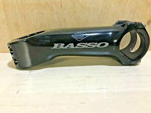 Basso Semi-Intrigrated Ahead Stem 110mm Black