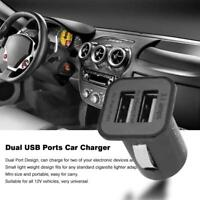 USAMS Universal 12V 3.1A Dual USB Port Car Charger for Mobile Phone Tablet PC TH