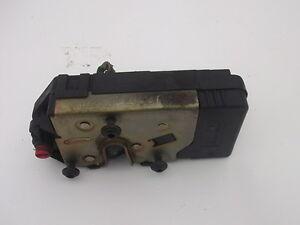 2000 - 2002 SATURN L300 L SERIES LEFT REAR DOOR LOCK LATCH ACTUATOR OEM