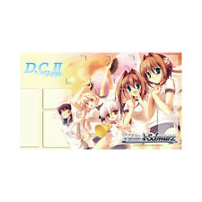 WeiB / Weiss Schwarz Da Capo 10th Anniversary D.C. Cloth Playmat Play Mat