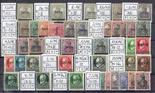 Saar * raccolta di MiNr 1 - 446 ASSORTITI MER € 554
