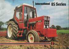 International 885xl bonnett stickers / decals