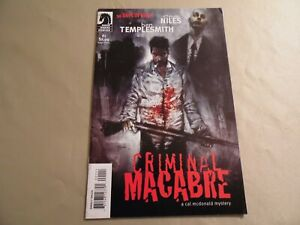 Criminal Macabre #1 (Dark Horse 2003) Free Domestic Shipping