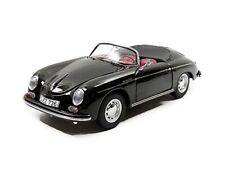 Porsche 356a Cabriolet 1955 Black 1 18 Model 0308 Schuco