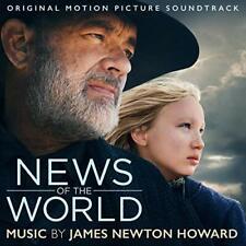 HOWARD,JAMES NEWTON (DIG)-NEWS OF THE WORLD / O.S.T. (DIG) CD NEU