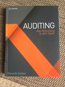 Auditing Millichamp And Taylor 11th Edition