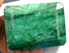 3810 Ct Natural HUGE Green Emerald Earth-Mined AGSL Certified Emerald Cut Gem