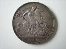 More details for queen victoria crown 1890