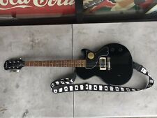Epiphone Les Paul Junior Model Black Guitar