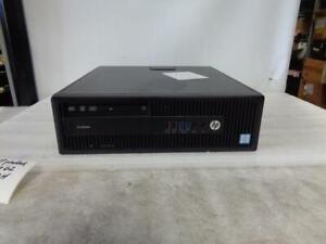 HP Prodesk 600 G2.5 Core i3-6100 3.70GHZ 4GB 500 GB HDD DVD+RW (S28H)