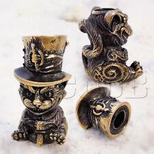 ZOMBIE CHESHIRE CAT EDC Bead Necklace Bracelet Paracord KeyChain Knife Lanyard